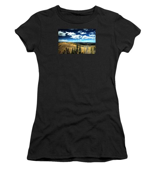 Onward They March Women's T-Shirt (Athletic Fit)