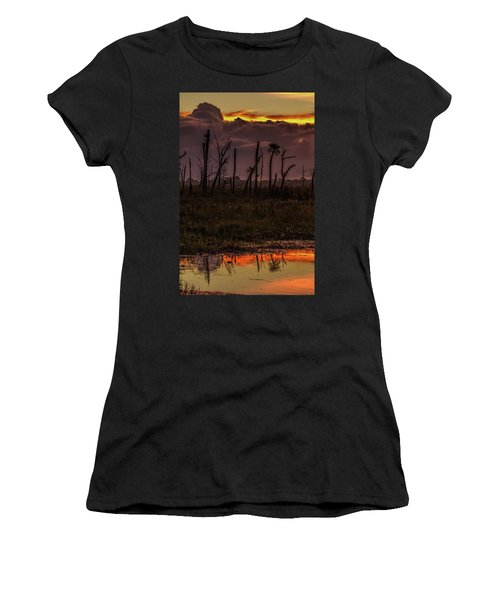 Orlando Wetlands Sunrise Women's T-Shirt