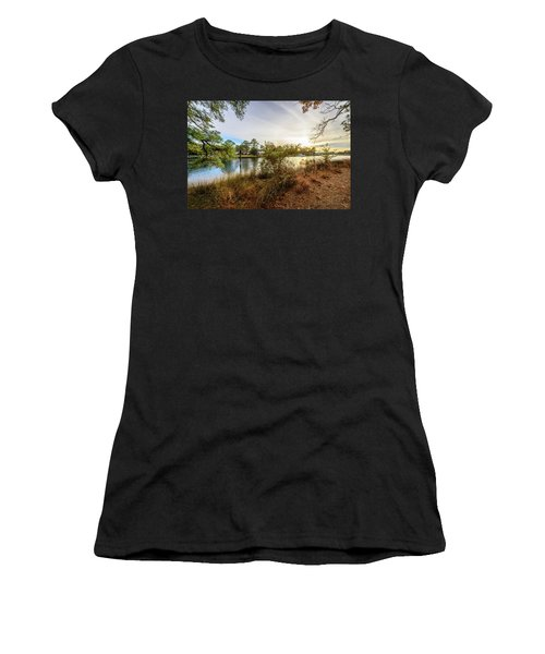 Over The River Women's T-Shirt