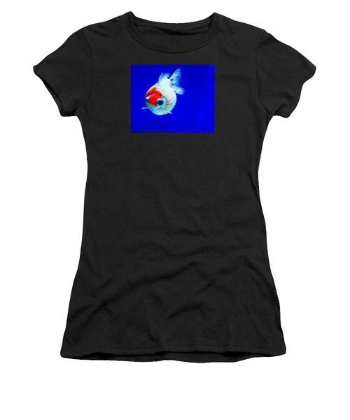 Pearl Scale Goldfish Women's T-Shirt (Athletic Fit)