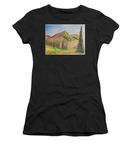 Pines On The Hills Women's T-Shirt