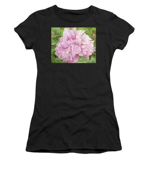 Pink Peony Women's T-Shirt