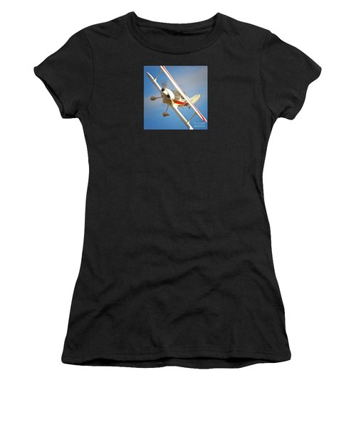 Pitts Special Race 19 Milk Run Women's T-Shirt (Athletic Fit)