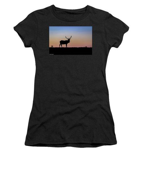 Point Reyes Elk Women's T-Shirt