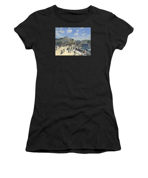 Pont Neuf  Paris Women's T-Shirt