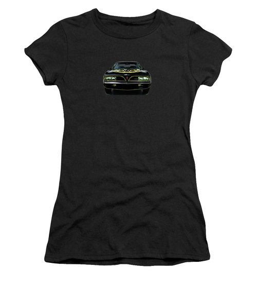 Pontiac Firebird Trans Am Women's T-Shirt