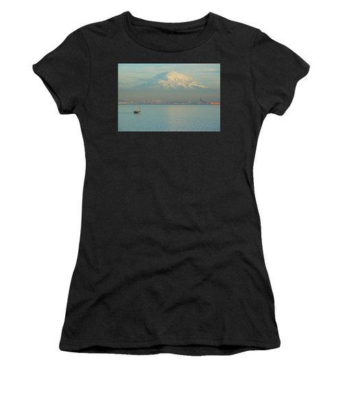 Puget Sound Women's T-Shirt (Athletic Fit)