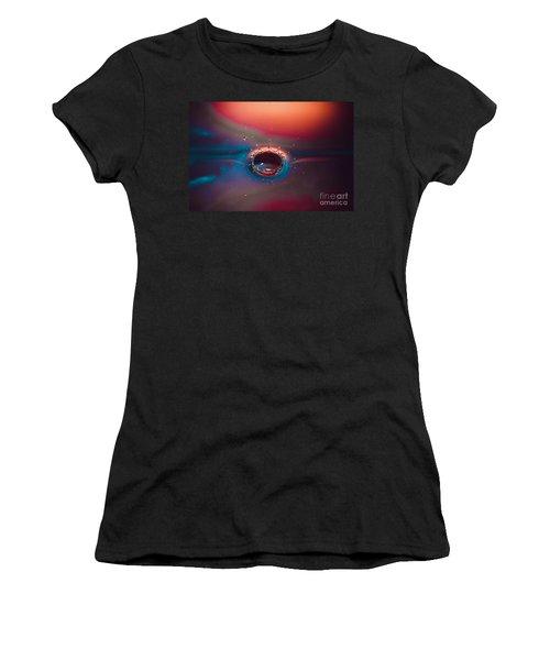 Rainbow Splash Women's T-Shirt