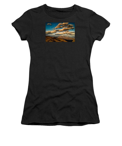Reaching For The Light Women's T-Shirt