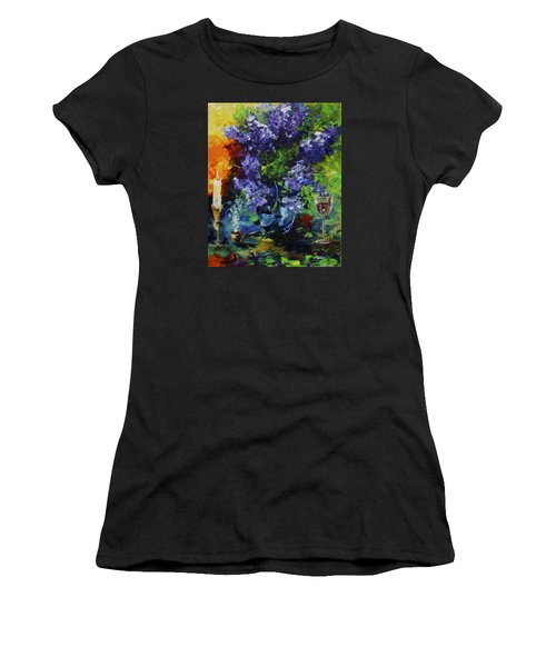 Lilacs Women's T-Shirt
