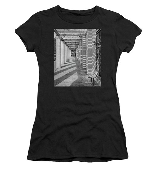Women's T-Shirt featuring the photograph Rhythm by James Woody
