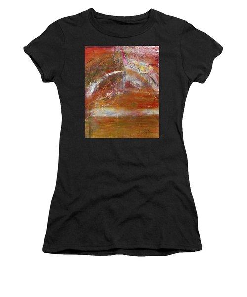 Rusty Rainbow Women's T-Shirt (Athletic Fit)