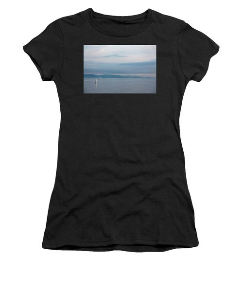 Sailing To Shore Women's T-Shirt