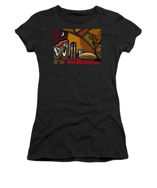 Shabbat Shalom Women's T-Shirt