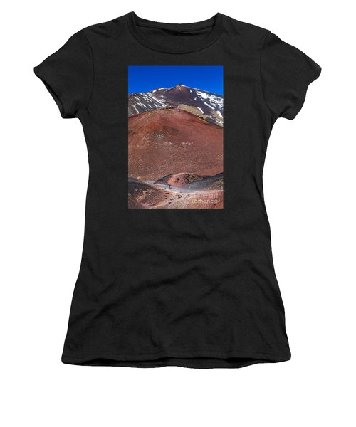 Size Matters Women's T-Shirt (Athletic Fit)