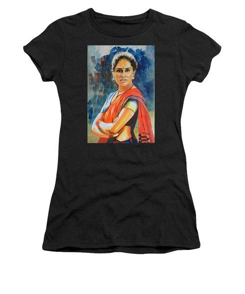 Smita Women's T-Shirt (Athletic Fit)