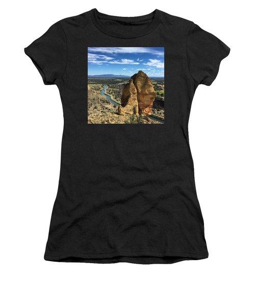 Smith Rocks Women's T-Shirt