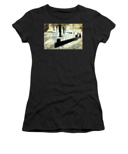 Snow Bird Women's T-Shirt