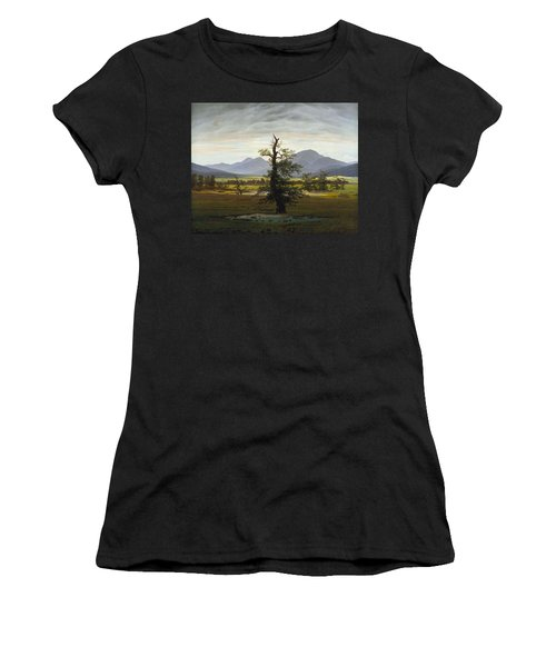 Solitary Tree Women's T-Shirt