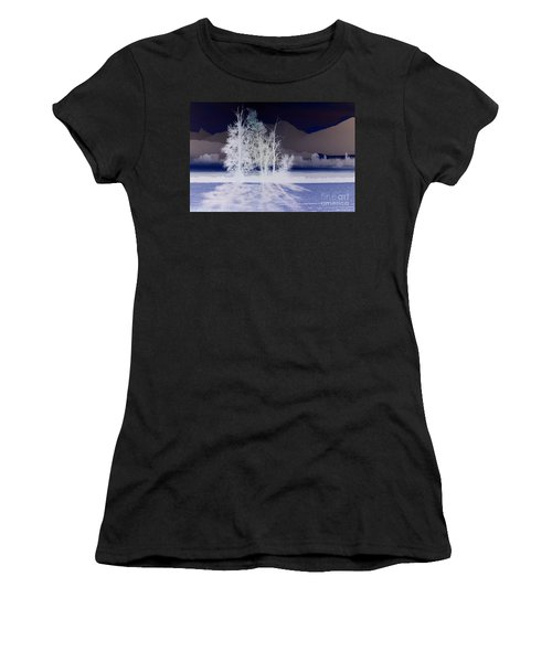 Spotlighted Women's T-Shirt (Athletic Fit)