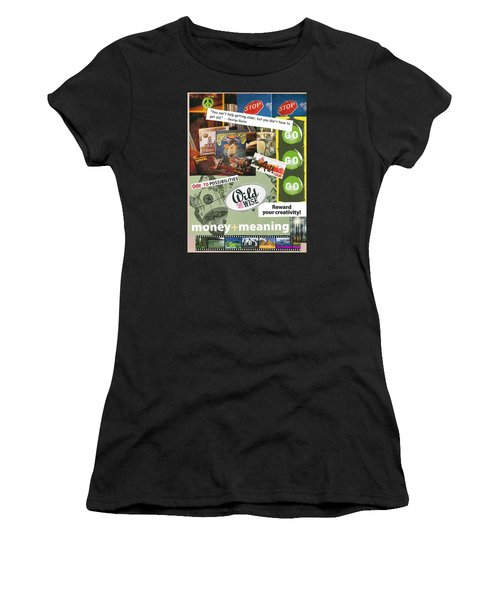 Stop And Go Women's T-Shirt