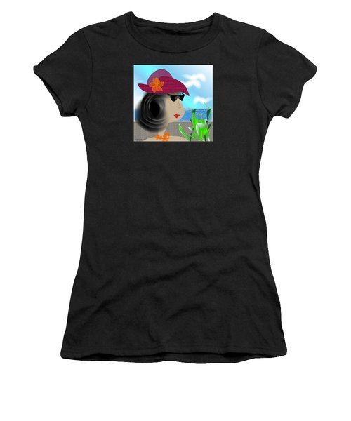 Summer,  I'm Ready Women's T-Shirt (Athletic Fit)