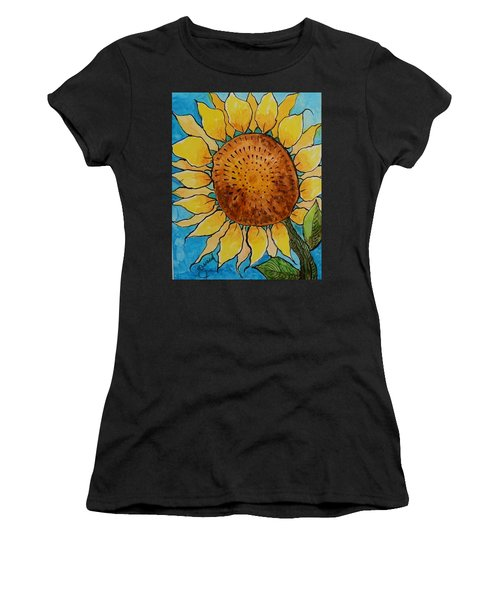 Sunny Women's T-Shirt (Athletic Fit)