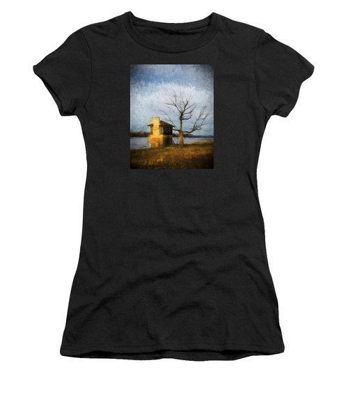 Sunrise Women's T-Shirt (Junior Cut) by John Freidenberg