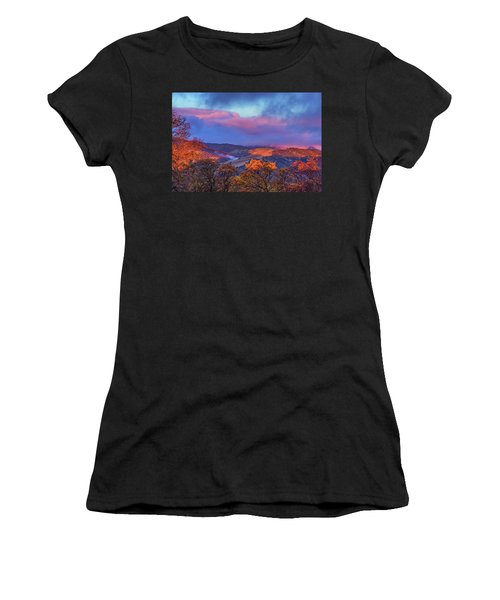 Sunrise Light Women's T-Shirt (Athletic Fit)