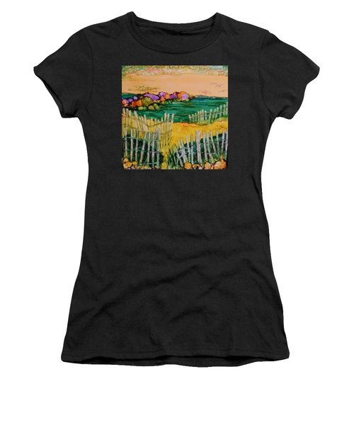Sunset Beach Women's T-Shirt