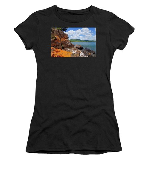 Superior Lichens Women's T-Shirt (Athletic Fit)