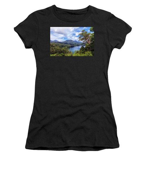 Tamblingan Lake - Bali Women's T-Shirt