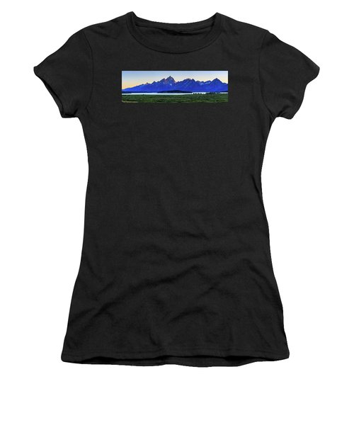 Teton Sunset Women's T-Shirt