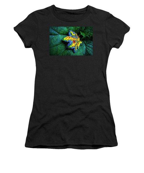 The Leaf Women's T-Shirt