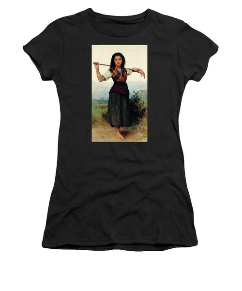 The Little Shepherdess Women's T-Shirt