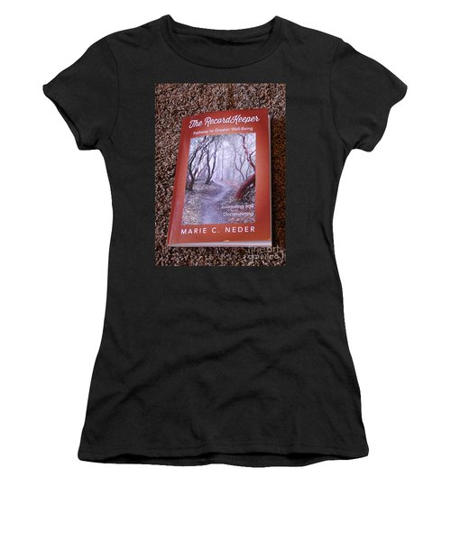 Women's T-Shirt (Athletic Fit) featuring the photograph The Recordkeeper by Marie Neder