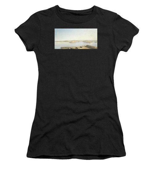 The Three Cities And The Grand Harbour Women's T-Shirt