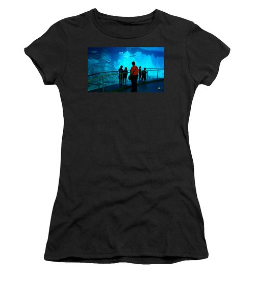The View Down Under - 2 Women's T-Shirt (Athletic Fit)