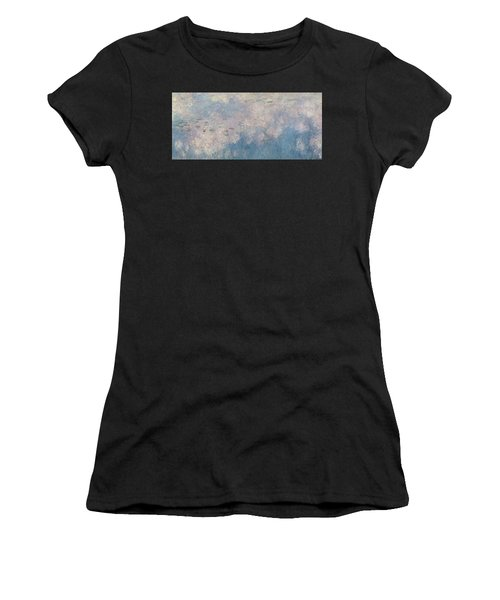 The Waterlilies  The Clouds Women's T-Shirt