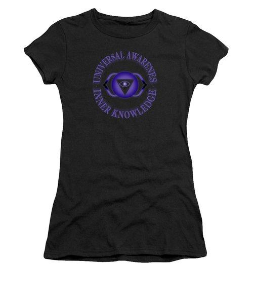 Third Eye Chakra Women's T-Shirt