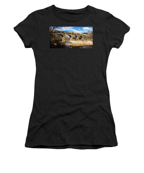 Thomas Viaduct Panoramic Women's T-Shirt