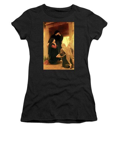 Three Marys At The Tomb Women's T-Shirt