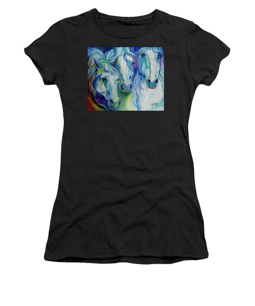 Three Spirits Equine Women's T-Shirt