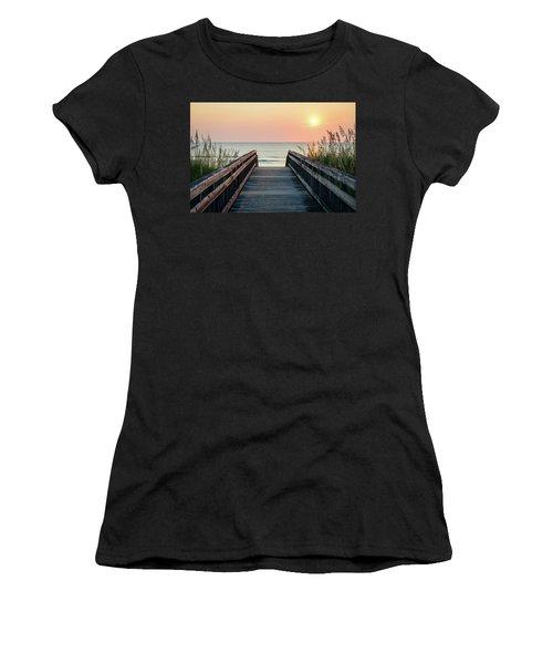 Beyond The Sea Women's T-Shirt