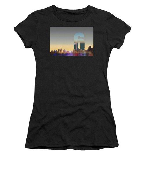Toronto Skyline - The Six Women's T-Shirt