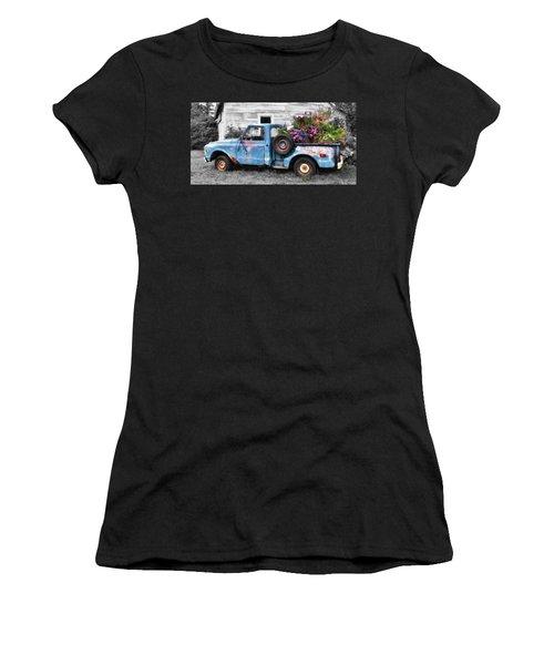 Truckbed Bouquet Women's T-Shirt