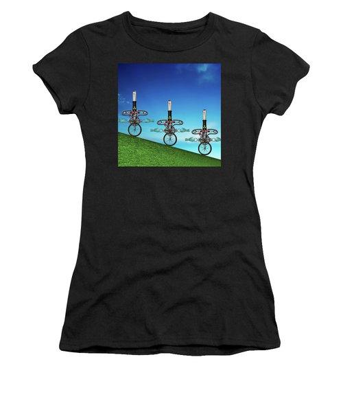 Unanchored  Women's T-Shirt
