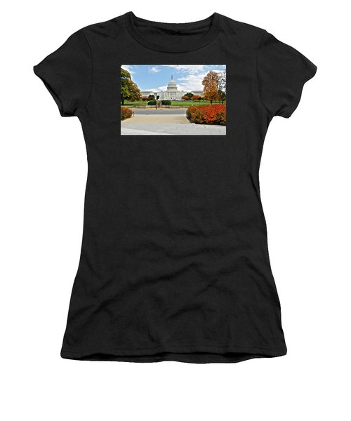 United States Capitol - Washington, D.c. Women's T-Shirt