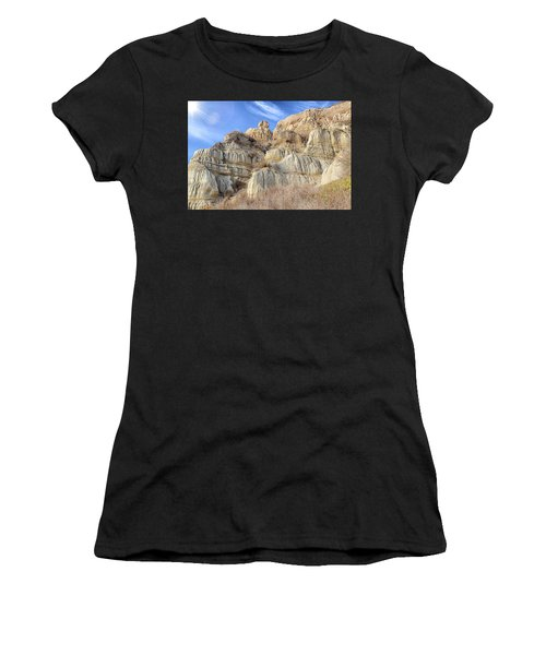 Unstable Cliffs Women's T-Shirt
