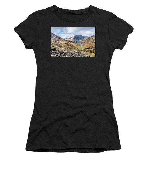 View From Glyder Fawr Women's T-Shirt
